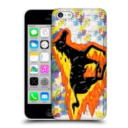 Official Ric Stultz Animals 3 Runnin Out The Flames Hard Back Case For Apple Iphone 5C