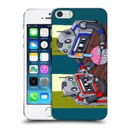 Official Ric Stultz Humanoid Robot Beacause You'Re Special Hard Back Case For Apple Iphone 5 / 5S / Se