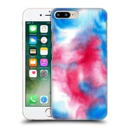 """Official Julien """"Corsac"""" Missaire Abstract Marbled Milk Blue Red Hard Back Case For Apple Iphone 7 Plus"""