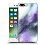 """Official Julien """"Corsac"""" Missaire Abstract Marbled Milk Black Purple Hard Back Case For Apple Iphone 7 Plus"""