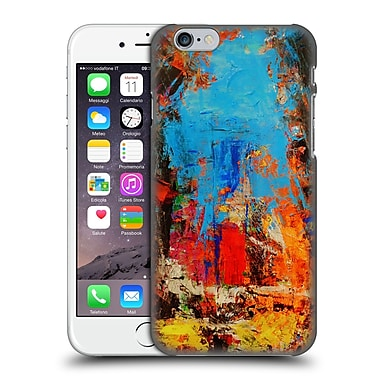 Official Rock Demarco Painted Art Times Square Hard Back Case For Apple Iphone 6 / 6S