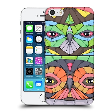 Official Ric Stultz Birds Owls Hard Back Case For Apple Iphone 5 / 5S / Se