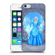 Official Rachel Anderson Birth Stone Fairies Blue Topaz Hard Back Case For Apple Iphone 5 / 5S / Se