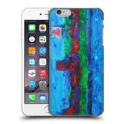Official Rock Demarco Painted Art Boston Skyline Hard Back Case For Apple Iphone 6 Plus / 6S Plus