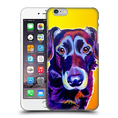 Official Dawgart Dogs Lab Cole Hard Back Case For Apple Iphone 6 Plus / 6S Plus