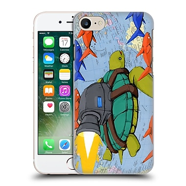 Official Ric Stultz Ocean Making Good Time Hard Back Case For Apple Iphone 7