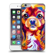 Official Dawgart Dogs King Charles Spaniel Hard Back Case For Apple Iphone 6 Plus / 6S Plus