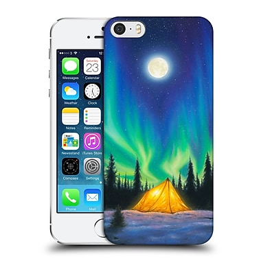 Official Chuck Black Landscape A Beautiful Life Hard Back Case For Apple Iphone 5 / 5S / Se