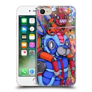 Official Ric Stultz Robotic Animals Always On My Back Hard Back Case For Apple Iphone 7