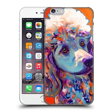 Official Dawgart Dogs Poodle Bonnie Hard Back Case For Apple Iphone 6 Plus / 6S Plus