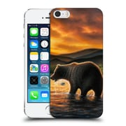Official Chuck Black Wildlife And Animals Persistence Hard Back Case For Apple Iphone 5 / 5S / Se
