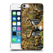 Official Chuck Black Deer Family Whitetail Country Hard Back Case For Apple Iphone 5 / 5S / Se