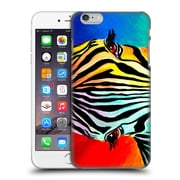 Official Dawgart Wildlife Zebra Hard Back Case For Apple Iphone 6 Plus / 6S Plus