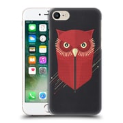 Official Tracie Andrews Landscape And Animals 2 Owl Hard Back Case For Apple Iphone 7