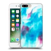 """Official Julien """"Corsac"""" Missaire Abstract Marbled Milk Blue Pink Hard Back Case For Apple Iphone 7 Plus"""