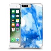 """Official Julien """"Corsac"""" Missaire Abstract Marbled Milk Blue White Hard Back Case For Apple Iphone 7 Plus"""