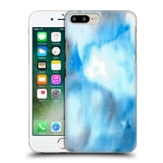 """Official Julien """"Corsac"""" Missaire Abstract Marbled Milk Blue Grey Hard Back Case For Apple Iphone 7 Plus"""