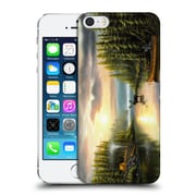 Official Chuck Black Landscape Memories With Dad Hard Back Case For Apple Iphone 5 / 5S / Se