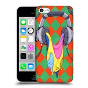 Official Ric Stultz Humanoid Robot Headphone Generation Hard Back Case For Apple Iphone 5C