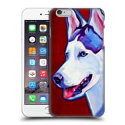 Official Dawgart Dogs Siberian Husky Hard Back Case For Apple Iphone 6 Plus / 6S Plus