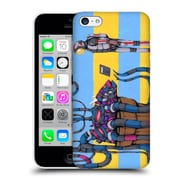 Official Ric Stultz Humanoid Robot Making Friends Final Frontier Hard Back Case For Apple Iphone 5C