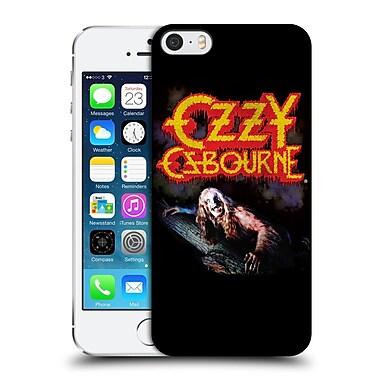 Official Ozzy Osbourne Key Art Bark At The Moon Vintage Hard Back Case For Apple Iphone 5 / 5S / Se