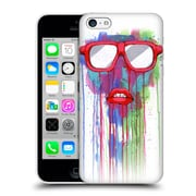 Official Ric Stultz Watercolour Can'T Hide The Feelin Hard Back Case For Apple Iphone 5C