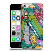 Official Ric Stultz Robotic Animals Raised On The Dollar Hard Back Case For Apple Iphone 5C