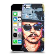 Official Rock Demarco Iconic Depp Art Hard Back Case For Apple Iphone 5C