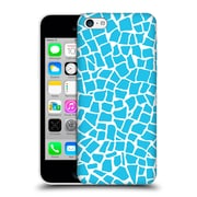 Official Project M British Mosaic Blue Hard Back Case For Apple Iphone 5C