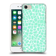 Official Project M British Mosaic Mint Hard Back Case For Apple Iphone 7