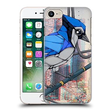 Official Ric Stultz Birds A Life Among Wires Hard Back Case For Apple Iphone 7