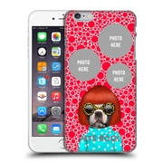 Custom Customised Personalised Pets Rock Custom Case Spots Hard Back Case For Apple Iphone 6 Plus / 6S Plus