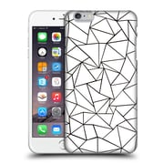 Official Project M Abstract Outline White Hard Back Case For Apple Iphone 6 Plus / 6S Plus