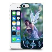 Official Rachel Anderson Pixies Periwinkle Hard Back Case For Apple Iphone 5 / 5S / Se