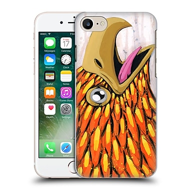 Official Ric Stultz Birds Caught A Spark Hard Back Case For Apple Iphone 7