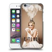 Official Rita Ora Key Art Calendar December Hard Back Case For Apple Iphone 6 / 6S