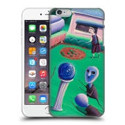 Official Rock Demarco Illustrations The Day Grandma Ruled The Universe Hard Back Case For Apple Iphone 6 Plus / 6S Plus