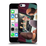 Official Rock Demarco Illustrations Boob Tube Hard Back Case For Apple Iphone 5C