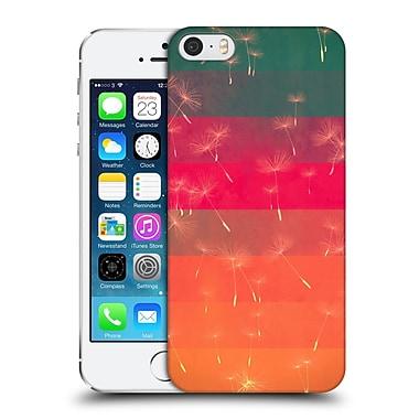 Official Spires Fades Dandylion Hard Back Case For Apple Iphone 5 / 5S / Se