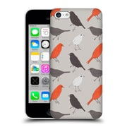 Official Tracie Andrews Patterns Little Birds Hard Back Case For Apple Iphone 5C