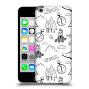 Official Tracie Andrews Patterns Wanderlust Hard Back Case For Apple Iphone 5C