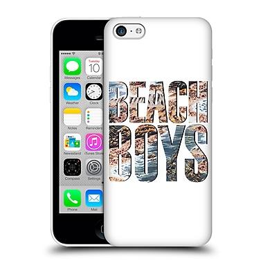 Official The Beach Boys Album Cover Art 1985 Logo Hard Back Case For Apple Iphone 5C