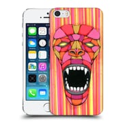 Official Ric Stultz Animals 3 Scream Thru The Spectrum Hard Back Case For Apple Iphone 5 / 5S / Se