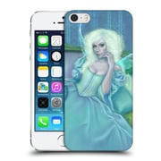 Official Rachel Anderson Fairies The Green Fairy Hard Back Case For Apple Iphone 5 / 5S / Se