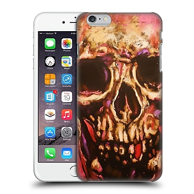 Official Rock Demarco Painted Art Rock Skull Hard Back Case For Apple Iphone 6 Plus / 6S Plus