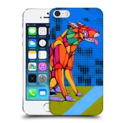 Official Ric Stultz Animals 2 Patient Predator Hard Back Case For Apple Iphone 5 / 5S / Se