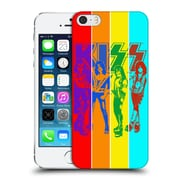 Official Kiss Group Pop Art Hard Back Case For Apple Iphone 5 / 5S / Se