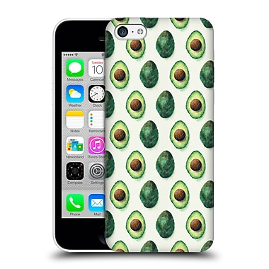 Official Tracie Andrews Patterns 2 Avocados Hard Back Case For Apple Iphone 5C