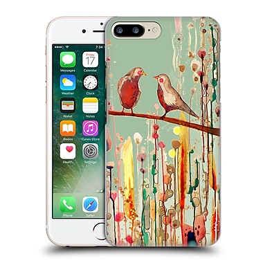 Official Sylvie Demers Birds In Your Eyes Hard Back Case For Apple Iphone 7 Plus